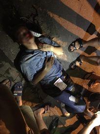 Hà Nội: Ngã ra đường, nam sinh viên bị thương nặng trong đêm