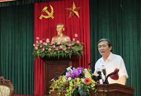 Ông Đinh Thế Huynh: Dân băn khoăn, lo lắng nhất là nạn tham nhũng