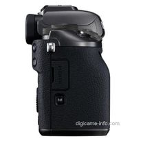 Lộ thông số Canon EOS M5: cảm biến 24.2MP, chống rung 5 trục