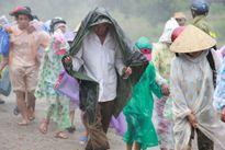 Cơn bão giả định giật cấp 12 đổ bộ vào Quảng Trị, hàng trăm người sơ tán