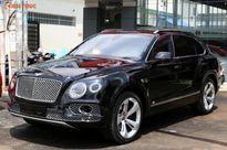 """Siêu SUV """"mạnh nhất Thế giới"""" Bentley Bentayga 23 tỷ tại VN"""