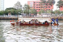 Tour du lịch trên kênh Nhiêu Lộc - Thị Nghè có khả năng... 'chết' sớm?