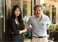 'Cô nàng sát trai' Kim Min Hee và tình già bị nghi đã chia tay