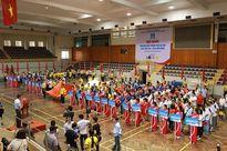Sôi động ngày hội thể thao dành cho các nhà báo Thủ đô