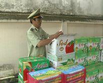 Phát hiện gần 1 tấn trái cây Trung Quốc nhập lậu