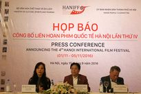 Liên hoan phim quốc tế Hà Nội đã tạo được thương hiệu