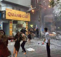 Hé lộ nguyên nhân cháy quán karaoke trên đường Nguyễn Khang