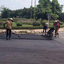 Vĩnh Phúc: Đẩy nhanh tiến độ cải tạo, sửa chữa đường Nguyễn Tất Thành