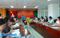 Gặp mặt cơ quan báo chí về công tác tổ chức Đại hội đại biểu phụ nữ