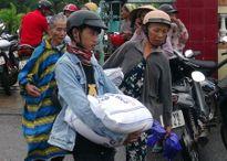 Hỗ trợ gạo cho ngư dân Quảng Trị bị ảnh hưởng vì sự cố ô nhiễm biển
