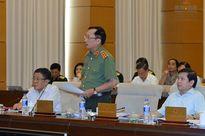 Thứ trưởng Nguyễn Văn Thành: vi phạm pháp luật giảm 3,05%, vượt chỉ tiêu Quốc hội
