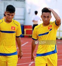HLV Thịnh 'đen' dẫn dắt U21 SLNA