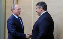 Phó Thủ tướng Đức thăm Nga: Nỗ lực đẩy EU tiến gần hơn với Nga