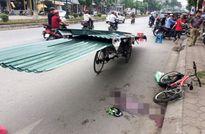 Những cái chết oan uổng vì chướng ngại vật trên đường