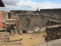 Sừng sững pháo đài Jesus tại Mombasa
