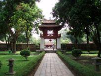 Lén lút xây miếu thờ ở Văn Miếu Quốc Tử Giám: Hà Nội yêu cầu xử lý triệt để