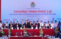 Chủ tịch nước Trần Đại Quang làm việc với Tổng Liên đoàn Lao động Việt Nam
