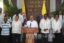 FARC nhất trí ủng hộ thỏa thuận hòa bình với chính phủ