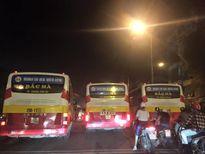 Pha đánh lái khiến nhiều người thót tim của xe buýt