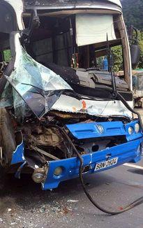 Vụ 'cứu 30 người trên đèo': Xử phạt hành chính chủ xe khách