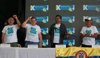 Colombia: FARC ủng hộ thỏa thuận hòa bình với chính phủ