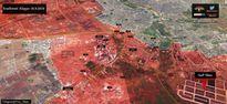 Quân đội Syria bắt đầu chiến dịch truy quét phiến quân Hồi giáo ở Đông Aleppo