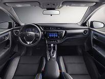 Toyota Corolla 2017 lộ diện, thiết kế 'ngầu' hơn