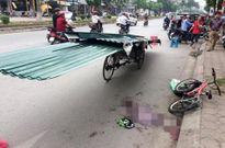 Đừng im lặng: Một đứa bé vừa chết vì tấm tôn, thưa Chủ tịch Chung!