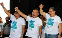 FARC chính thức thông qua thỏa thuận hòa bình với Chính phủ Colombia