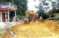 Thái Nguyên: 60.000 tấn xi măng/năm làm đường giao thông nông thôn