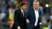 Điểm tin sáng 25/09: Fan Chelsea đòi thay Conte bằng Hiddink; PSG thâu tóm hai sao bự Premier League