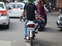 Bật cười với những kiểu biển số xe chỉ có ở Việt Nam