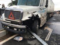 Bình Thuận: Liên tiếp 2 vụ tai nạn giao thông xảy ra cùng một điểm trên QL1A