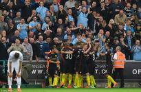 Dư âm Man City 1-3 Swansea: Chỉ là thói quen