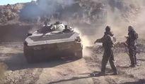 Quân Syria tiêu diệt 30 phần tử IS ở Deir Ezzor
