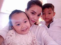 Facebook sao Việt 26/9: Hà Hồ hạnh phúc khoe 'con dâu'