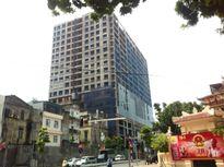Tháng 10 sẽ tháo dỡ xong tầng 19 vi phạm của tòa nhà 8B Lê Trực