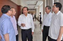 Phó thủ tướng Trương Hòa Bình làm việc với TP.HCM về phòng chống tham nhũng