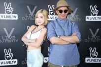 DJ SODA liên tục nói yêu fan Việt và tươi cười suốt màn trình diễn tại TP.HCM