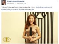 Bảo Như có phải là người nói tiếng Anh tệ nhất ở Miss Intercontinental?