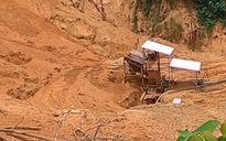 Huế: Phạt hơn 1,5 tỉ đồng do khai thác vàng trái phép