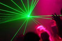 Nguồn chiếu tia laser ở sân bay Nội Bài do biểu diễn xiếc, văn nghệ