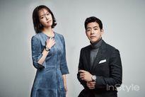 Han Ji Min sang trọng, quý phái trong bộ ảnh mới