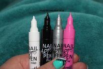 Bút sơn móng tay - sản phẩm mới toanh cho những tín đồ mê nail