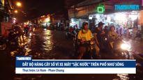 Chiều tối 27.9, Sài Gòn tiếp tục có khả năng xảy ra mưa lớn