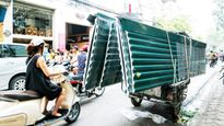 Tôn cứa cổ làm 2 người chết: Hà Nội sẽ xử lý nghiêm các 'máy chém di động'