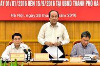 Thủ tướng yêu cầu Hà Nội đảm bảo trật tự ATGT
