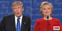 Donald Trump và Hillary Clinton công kích nhau hơn là tranh luận