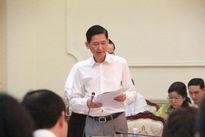 Bí thư Đinh La Thăng: Mong có cơ chế để nâng cao thu nhập cho công-viên chức TP