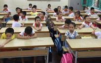 Dạy tiếng Trung, tiếng Nga: Về nhà trẻ nói với ai?